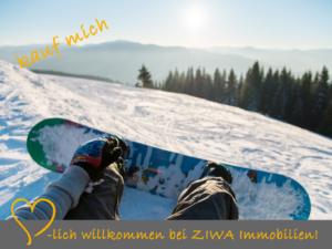 Bauernhausteil im Skigebiet Feldberg …