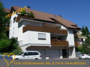 3,5 Zi-Wohnung mit Ausblick-Balkon-Garage
