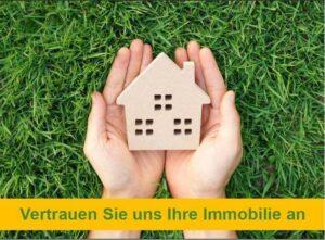 Wir suchen Häuser, Grundstücke und Wohnungen zur Vermittlung