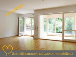 * VERMITTELT * Große Wohnung im Grünen – mit Terrasse/ Garten/ Balkone – Waldrand