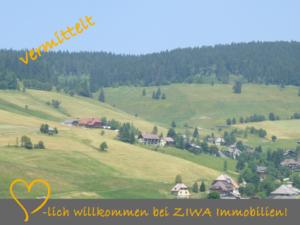 * VERMITTELT * Eigenständiges Schwarzwaldhaus in unverbauter Aussichts- und Höhenlage mit 2 Garagen