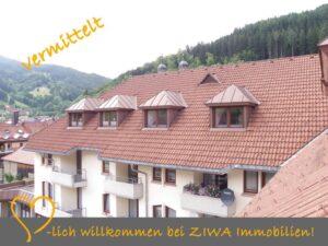 * VERMITTELT * Ordentliche 2,5-Zi-Wohnung, frei, mit kl. Balkon, Gar.platz & Keller, zentral